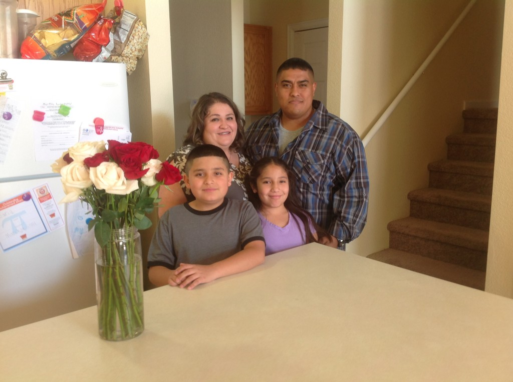 Damion, Jackie, Nazario and Anela  NEWSED Home Buyer Clients