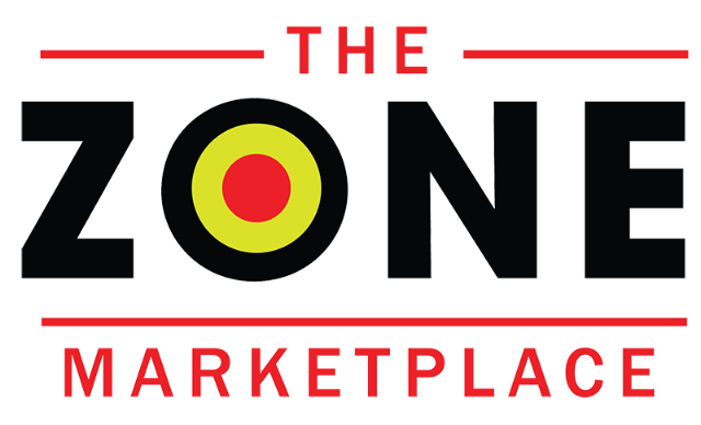 The Zone Marketplace Logo